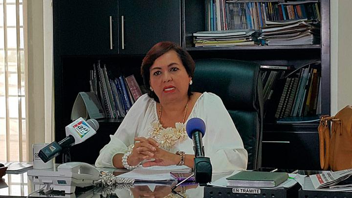 Mercedes Vásquez Ramírez, Contralora Municipal de Valledupar.
