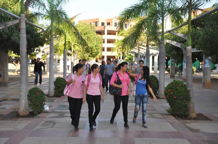 Universidad Popular del Cesar, Sede Sabanas